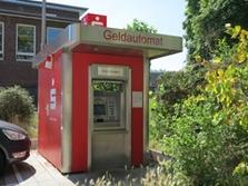 Sparkasse Geldautomat Neuenhausen