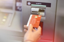 Sparkasse Geldautomat GAA Daun Mehrener Straße