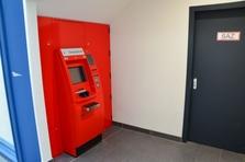 Sparkasse Geldautomat Wagnerpassage