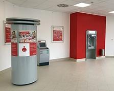 Sparkasse Geldautomat Hassel-Nord