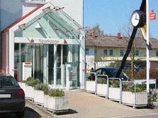 Sparkasse Geldautomat Worblingen