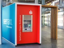 Sparkasse Geldautomat Radolfzell - Seemaxx