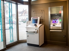 Sparkasse Geldautomat Singen - Aluminiumstraße