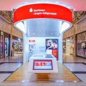Sparkasse Geldautomat Neu-Isenburg - Isenburg-Zentrum