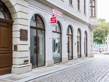 Sparkasse Geldautomat Dresden Neumarkt
