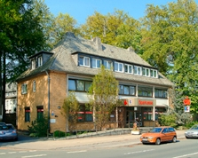 Sparkasse SB-Center Ostenallee