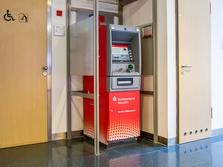 Sparkasse Geldautomat Krankenhaus Neuperlach