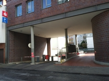 Sparkasse Filiale Hauptstelle Tiefgarage