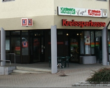 Sparkasse SB-Center Remseck am Neckar (Hochberg) Alexandrinenplatz