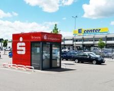 Sparkasse Geldautomat Eislingen E-Center