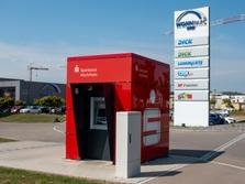 Sparkasse Geldautomat Lauchringen Riedpark