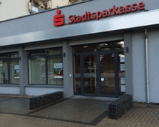 Sparkasse Geldautomat Leipziger Straße