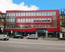 Sparkasse Firmenkundencenter Hamburg Wandsbek