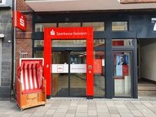 Sparkasse Geldautomat Hamburg Bergedorf