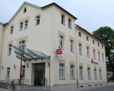 Sparkasse Geldautomat Gößnitz