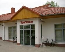 Sparkasse Geldautomat Grimma-West