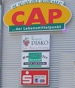Sparkasse Geldautomat Nördlingen, CAP-Markt