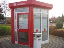Sparkasse Geldautomat Nördlingen, Hofer Str.