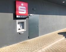 Sparkasse Geldautomat Nördlingen, Maria-Penn-Straße 3