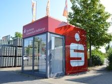 Sparkasse SB-Center Haßfurt, Godelstatt 5, OBI-Parkplatz