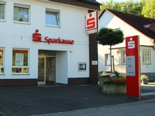 Sparkasse Geldautomat Lipperbruch