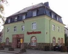 Sparkasse Geldautomat Gersdorf