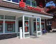 Sparkasse Geldautomat Nenndorf