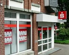 Sparkasse Geldautomat Flensburg-Duburg
