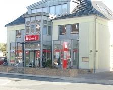 Sparkasse Geldautomat Flensburg-Weiche