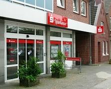 Sparkasse Geldautomat Husum-Osterende