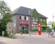 Sparkasse Geldautomat St. Peter Ording