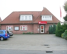 Sparkasse Geldautomat Ostenfeld