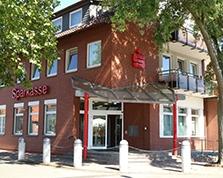 Sparkasse Geldautomat Lindhorst