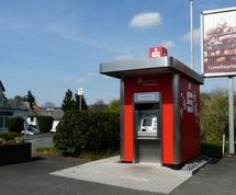 Sparkasse Geldautomat Burg