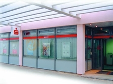 Sparkasse Geldautomat Aschenberg