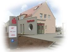 Sparkasse Geldautomat Edelzell