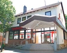 Sparkasse Geldautomat Obersuhl