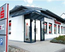 Sparkasse Geldautomat Friedlos