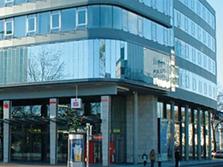 Sparkasse Geldautomat WOB Porschestraße