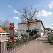 Sparkasse Geldautomat GF Schillerplatz