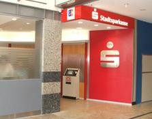 Sparkasse Geldautomat Allee-Center