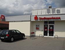 Sparkasse Geldautomat Olvenstedt-Nordwest