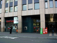 Sparkasse Geldautomat Hauptbahnhof