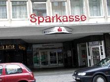 Sparkasse Geldautomat Wehrhahn