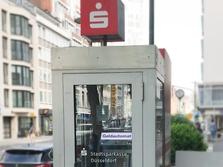 Sparkasse Geldautomat Friedrichstraße LVA