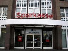 Sparkasse Geldautomat Oberbilker Markt