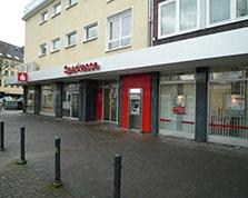 Sparkasse Geldautomat Staufenplatz