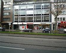 Sparkasse Geldautomat Grafenberger Allee
