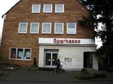 Sparkasse Geldautomat Angermund