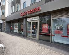 Sparkasse Geldautomat Kaiserswerth